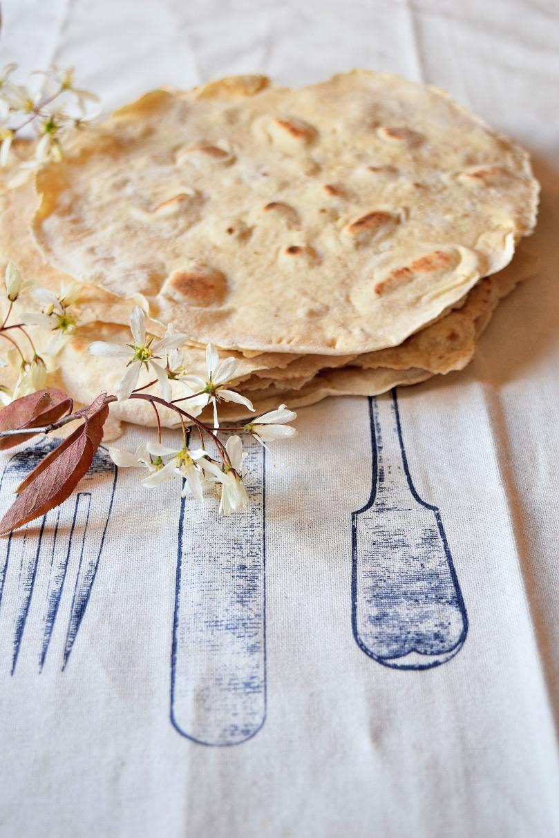 tortilla-brod-bakpulver
