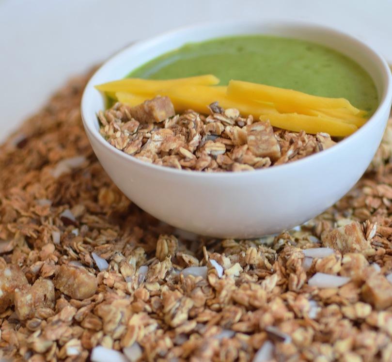 hemmagjord-granola-vegansk